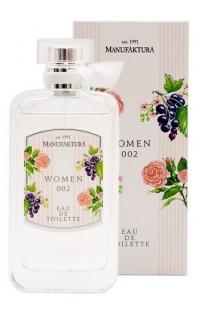 Женская туалетная вода WOMEN 002