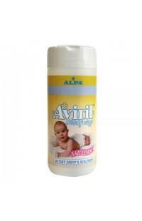 AVIRIL детская присыпка с азуленом