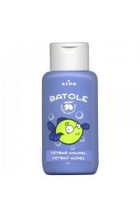 BATOLE детское жидкое мыло для ванн с оливковым маслом