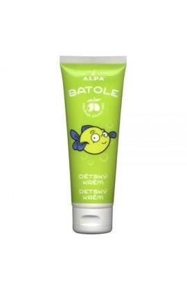 BATOLE детский крем с оливковым маслом