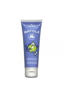 BATOLE детский крем для защиты кожи малыша в морозы
