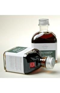 Нежный шампунь с эфирным маслом шалфея