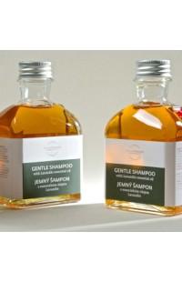 Нежный шампунь с эфирным маслом лаванды