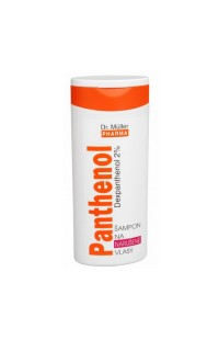 Panthenol шампунь для повреждённых волос
