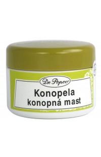 Мазь с конопляным маслом против экземы и сухой кожи