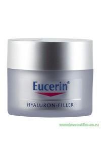 EUCERIN HYALURON-FILLER интенсивный ночной крем против морщин