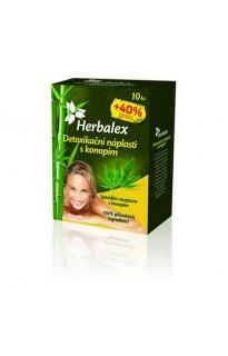 Детоксикационный пластырь Herbalex