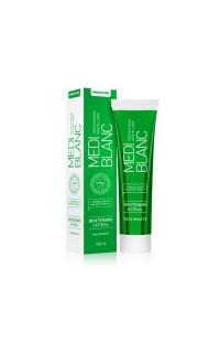 Профессиональная отбеливающая зубная паста MEDIBLANC Whitening Herbal