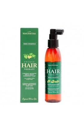 Уникальная сыворотка против выпадения волос