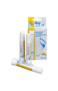 Biodeur эффективное противогрибковое средство + против потливости ног