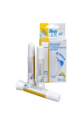 Biodeur против потливости ног с сильными противогрибковыми свойствами