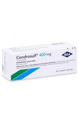 CONDROSULF 60x400мг для лечения артроза и остеоартрита