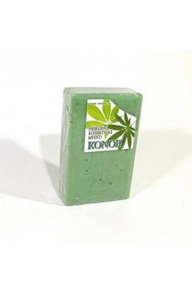 Натуральное мыло Cannabis